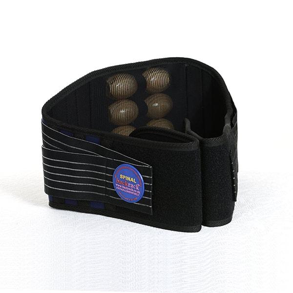 Lumbar belt for back support